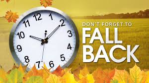 Fall back time 2