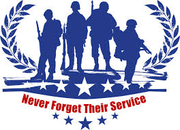 Thank you Veterans for your sacrifice and service